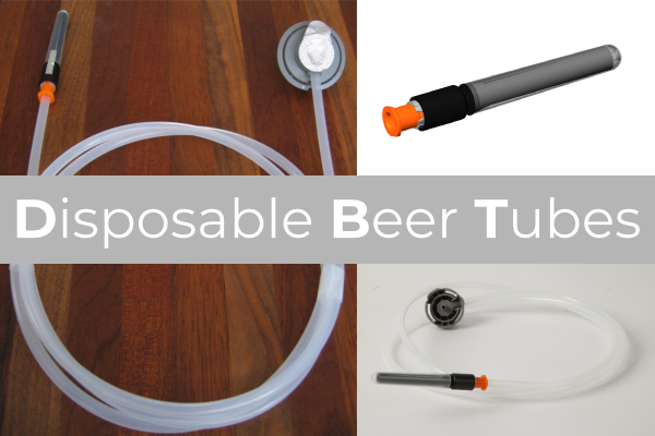 Disposable Beer Tubes